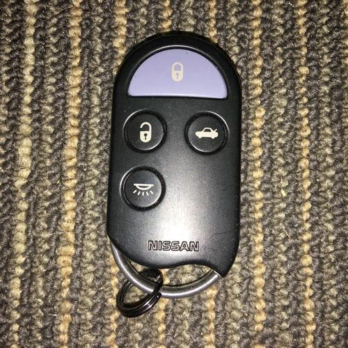 Nissan-Remote