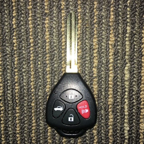 Toyota-Key-in-Head-Remote