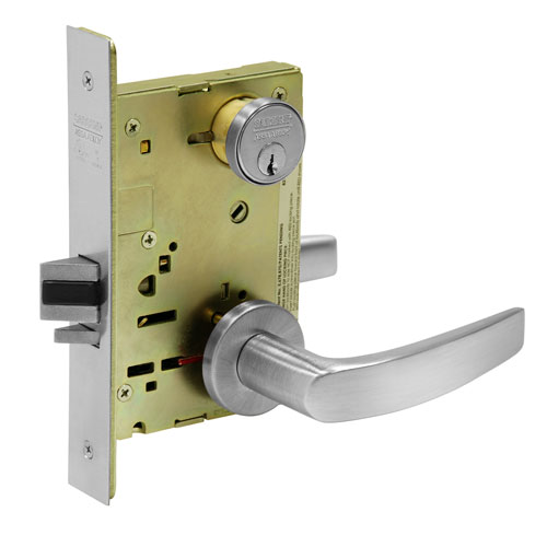 Commercial Keyless Entry
